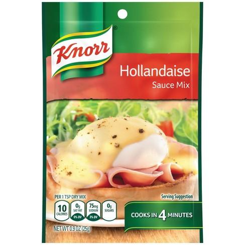 Knorr Hollandaise Sauce Mix - 0.9oz - image 1 of 4