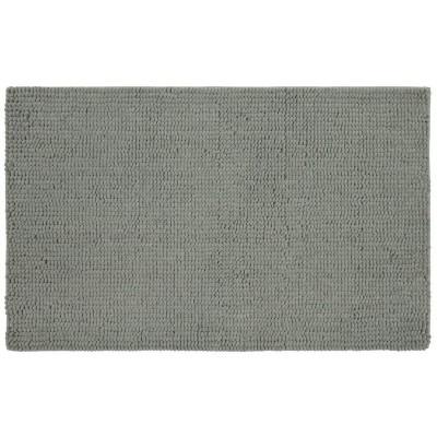 20 x34  Loop Memory Foam Solid Bath Rugs & Mats Gray Mist - Room Essentials™
