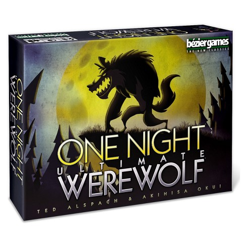 One Night Ultimate Werewolf Game - image 1 of 4