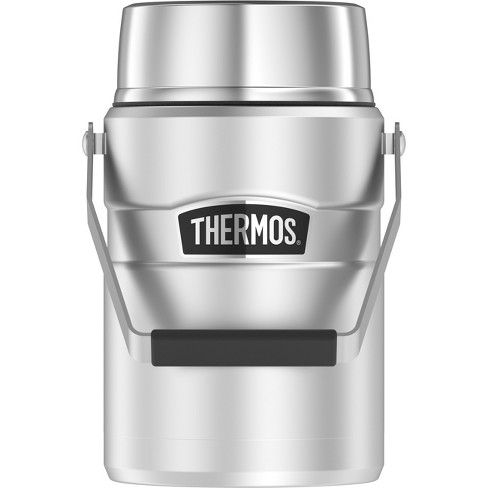 thermos 47oz stainless king vacuum insulated food jar stainless