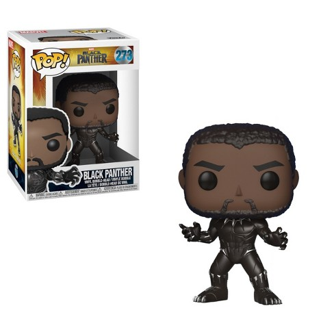 Funko® POP! Marvel: Black Panther- Black Panther with Chase Mini Figure - image 1 of 2