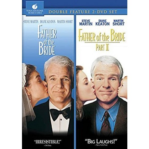 Father Of The Bride/Father OF The Bride 2 - 2 Movie Collection - image 1 of 1