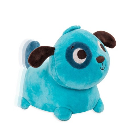 B. toys Interactive Plush Dog Wobble 'n' Go Woofer - Movement & Sound - image 1 of 3