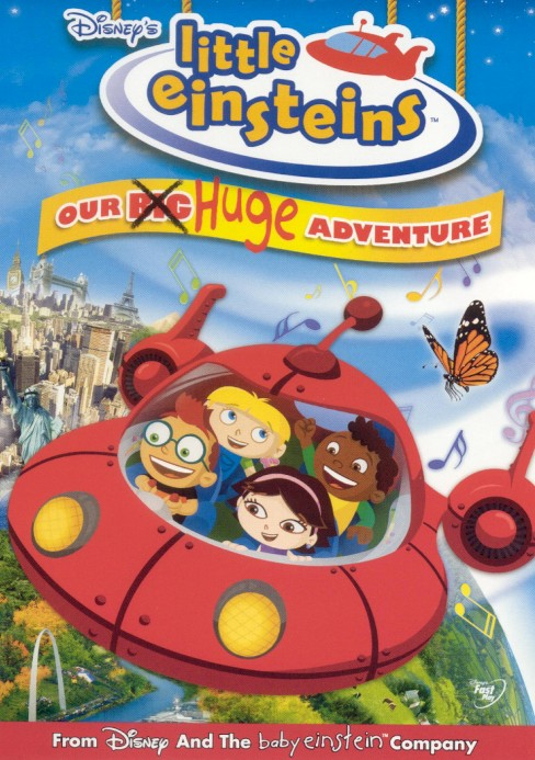 Little Einsteins: Our Huge Adventure - image 1 of 1