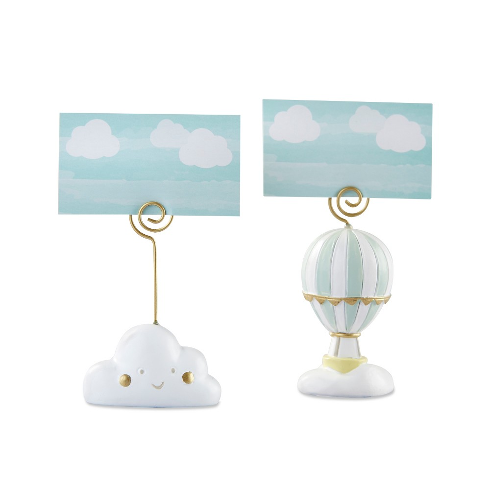 12ct Kate Aspen Up In The Air Place Card Holder