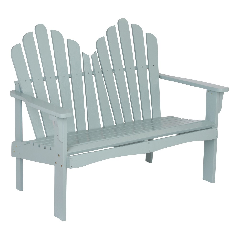 "Image of ""43.50"""" Westport Loveseat Blue - Shine Company Inc."""