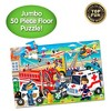 The Learning Journey Jumbo Floor Puzzles Emergency Rescue 50 pieces - image 2 of 4