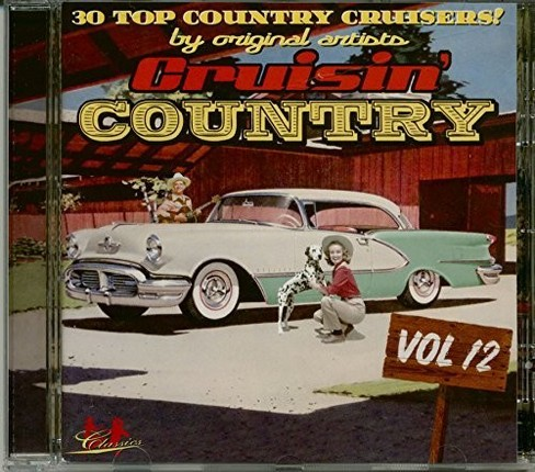 Various - Cruisin Country Vol 12 (CD) - image 1 of 1