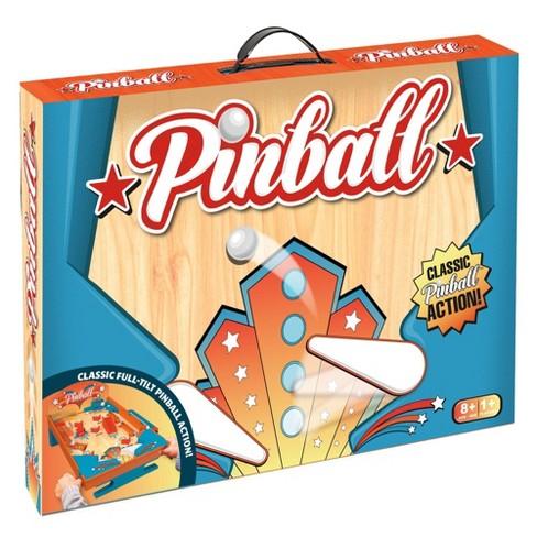 Classic Pinball Board Game - image 1 of 3