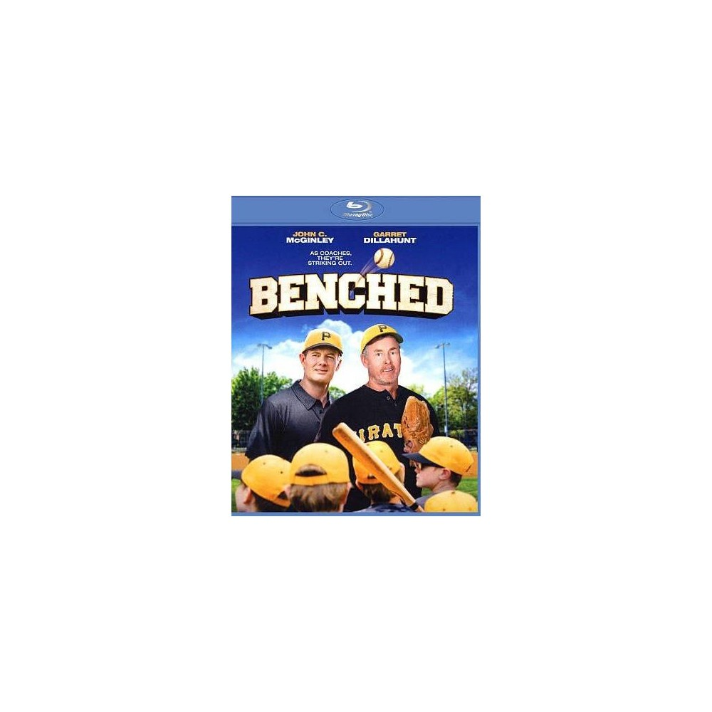 Benched (Blu-ray), Movies
