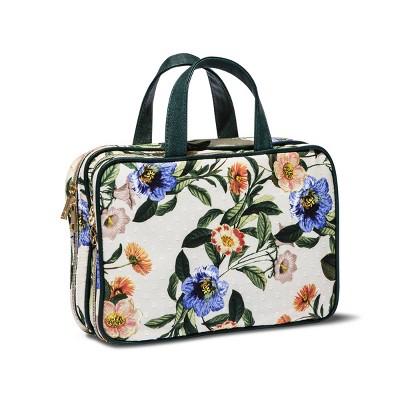 Sonia Kashuk™ Large Weekender Bag Botanical Floral White