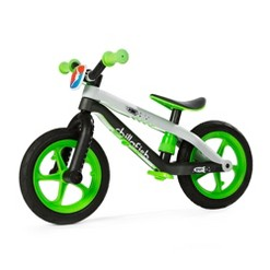 Chillafish BMXie-RS Kid's Balance Bike - Lime, Kids Unisex, Green