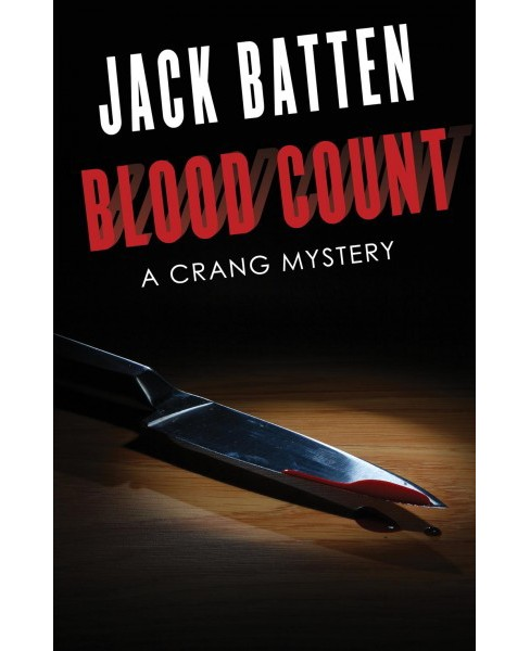Blood Count (Paperback) (Jack Batten) - image 1 of 1