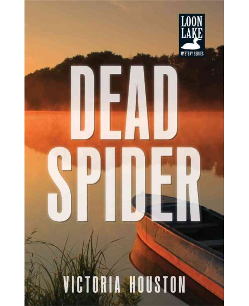 Dead Spider (Hardcover) (Victoria Houston) - image 1 of 1
