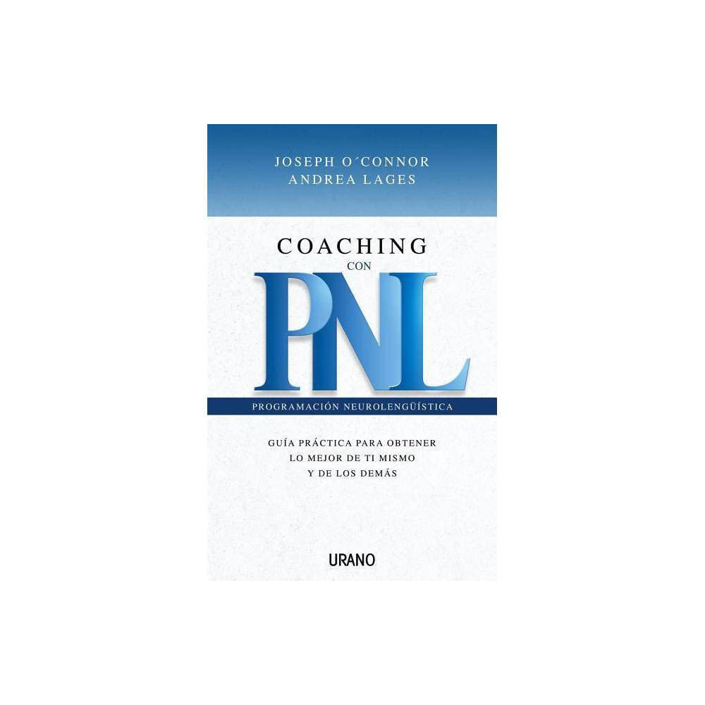 Coaching Con Pnl By Andrea Lages Joseph Oconnor Paperback