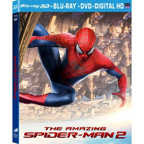 The Amazing Spider-Man 2 (3D) (Blu-ray + DVD + Digital) - image 1 of 1