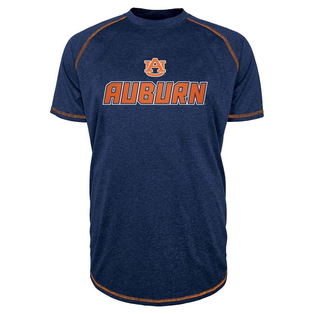 NCAA Auburn Tigers Men's T-Shirt - Xxl, Blue