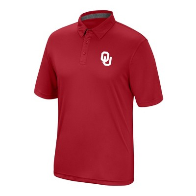 NCAA Oklahoma Sooners Men's Polo Shirt
