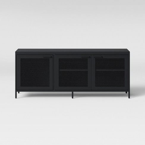 Glasgow Entertainment Console Black - Project 62™ - image 1 of 4
