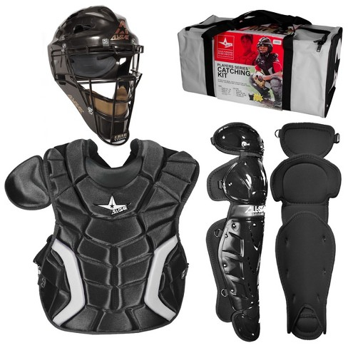 All-Star Player Series Youth Ages 7-9 Baseball Catcher s Set W Bag ... 709ea90c15