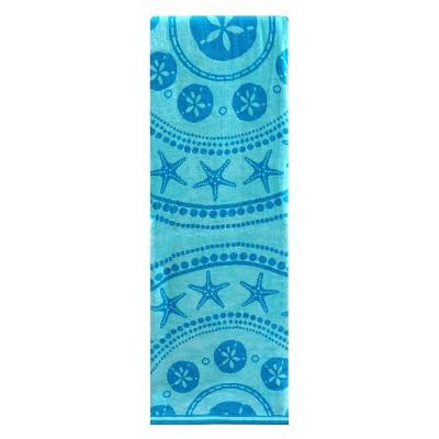XL Beach Towel Molokai Blue