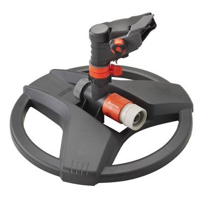 Gardena 38142 Classic Impulse Sprinkler on Weighted Base with Adjustable Range