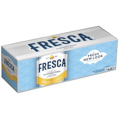 Fresca Original Citrus - 12pk/12 fl oz Cans