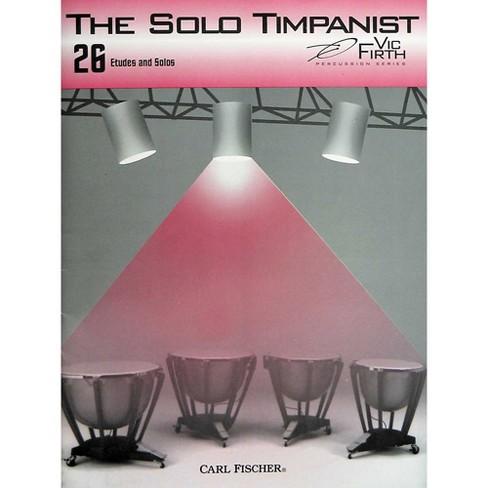 Carl Fischer The Solo Timpanist Book - image 1 of 1