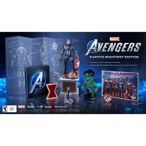 Marvel's Avengers: Earth's Mightiest Edition - PlayStation 4 - image 1 of 4