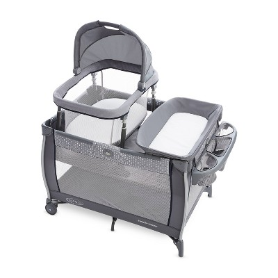 Graco Pack 'n Play Day2Dream Travel Bassinet Playard - Dorsey