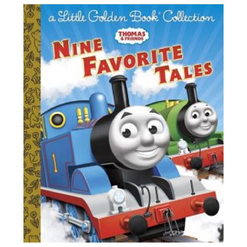 Thomas & Friends Nine Favorite Tales (Hardcover)