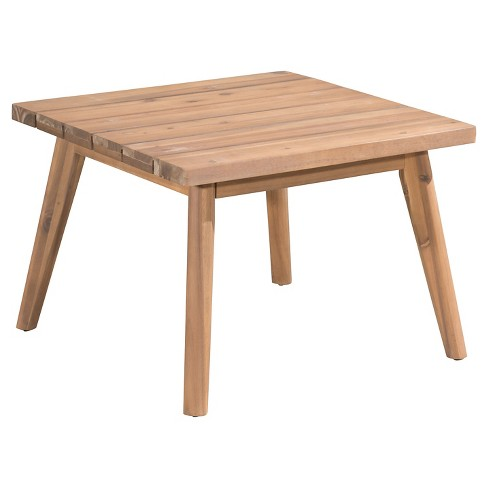 "Mid-Century Modern 24"" Side Table - Natural - ZM Home - image 1 of 6"