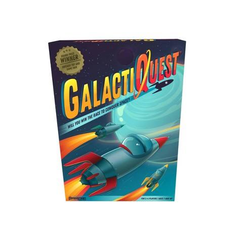 Pressman GalactiQuest Game - image 1 of 4