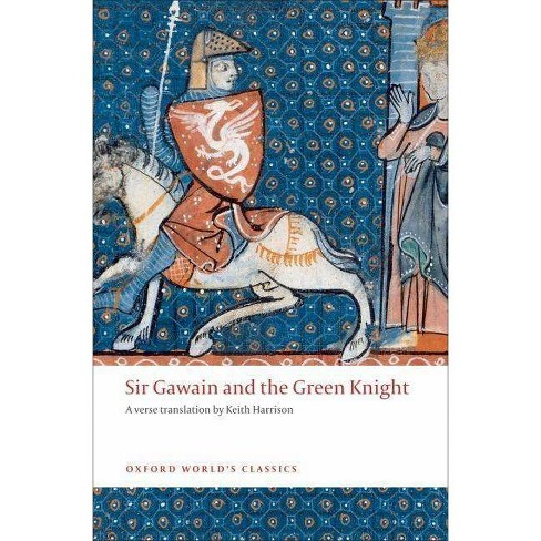 Sir Gawain and the Green Knight - (Oxford World's Classics (Paperback)) (Paperback) - image 1 of 1