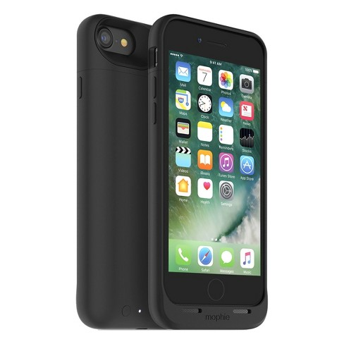 differently 40b16 f22b7 Mophie iPhone 7 Juice Pack Air - Black