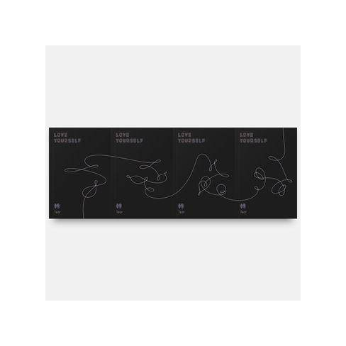 BTS - LOVE YOURSELF: TEAR (CD) - image 1 of 1
