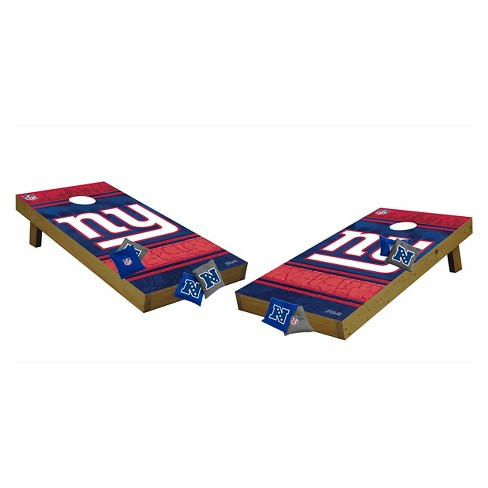 NFL New York Giants Wild Sports Tailgate Toss Cornhole Shields - image 1 of 1
