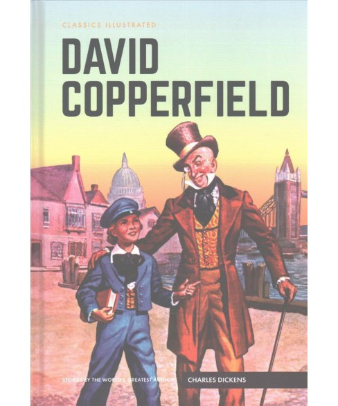 David Copperfield (Hardcover) (Charles Dickens) - image 1 of 1