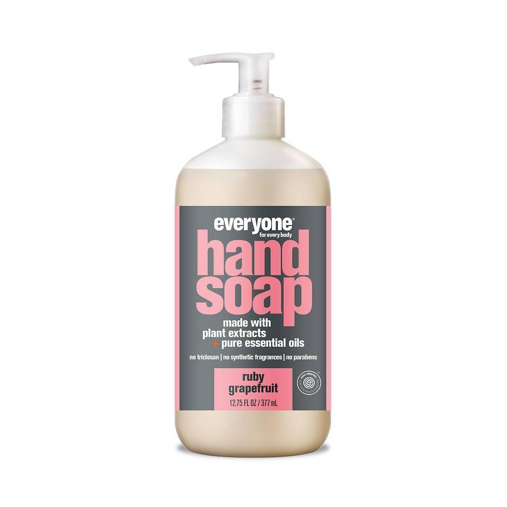 Image of Everyone Hand Soap Ruby Grapefruit - 12.75 fl oz