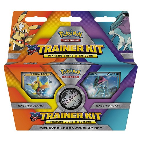 Pokemon Trading Card Game Xy Trainer Kit With Target
