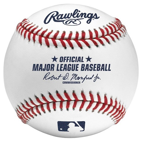 4201ecafa Rawlings MLB Official League Baseball With Case And Stand   Target