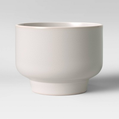 10  Ceramic Footed Planter White - Project 62™