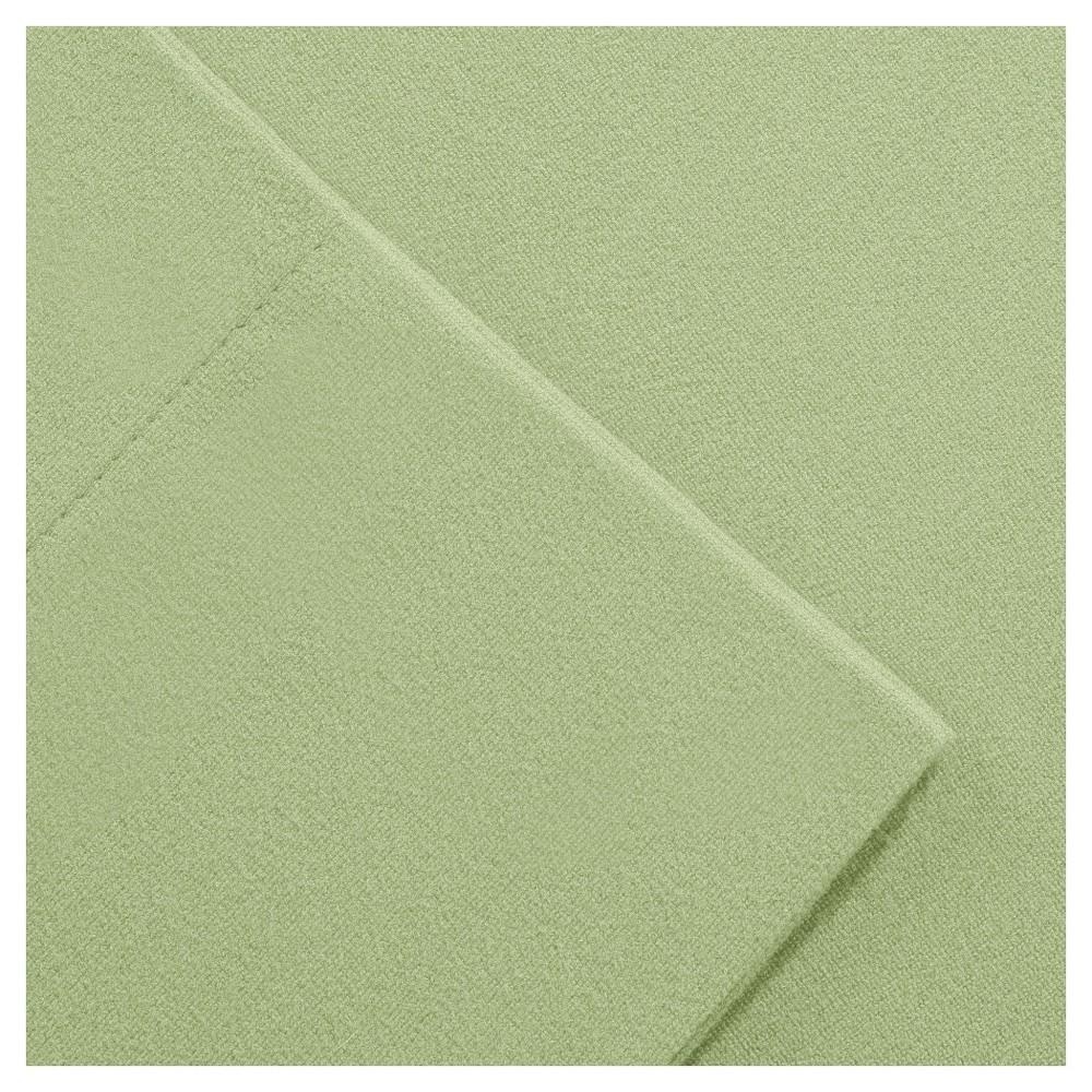 Cozyspun All Seasons Sheet Set (King) Sage (Green)