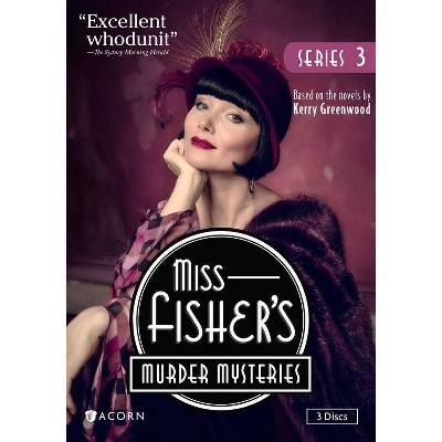 Miss Fisher's Murder Mysteries: Series 3 (DVD)