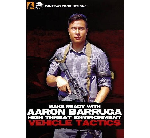 Aaron Barruga:High Threat Environment (DVD) - image 1 of 1