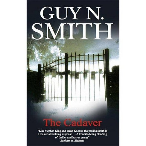 The Cadaver - by  Guy N Smith (Hardcover) - image 1 of 1