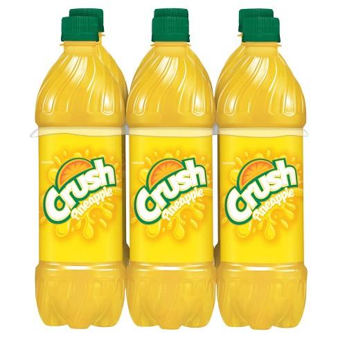Crush Pineapple Soda - 6pk/0.5 L Bottles - image 1 of 3