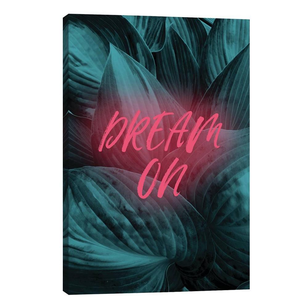 26 34 X 18 34 Dream On By Emanuela Carratoni Unframed Wall Canvas Print Icanvas