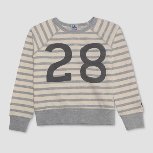 347f0f05 Junk Food Boys' Mickey Mouse Lounge Sweatshirt - White/Gray : Target