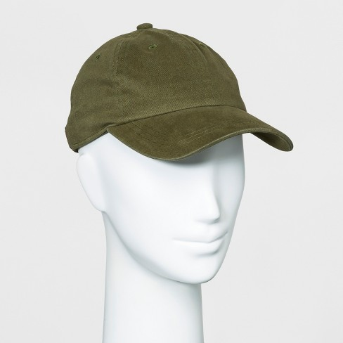 Women's Baseball Hat - Universal Thread™ Green - image 1 of 2